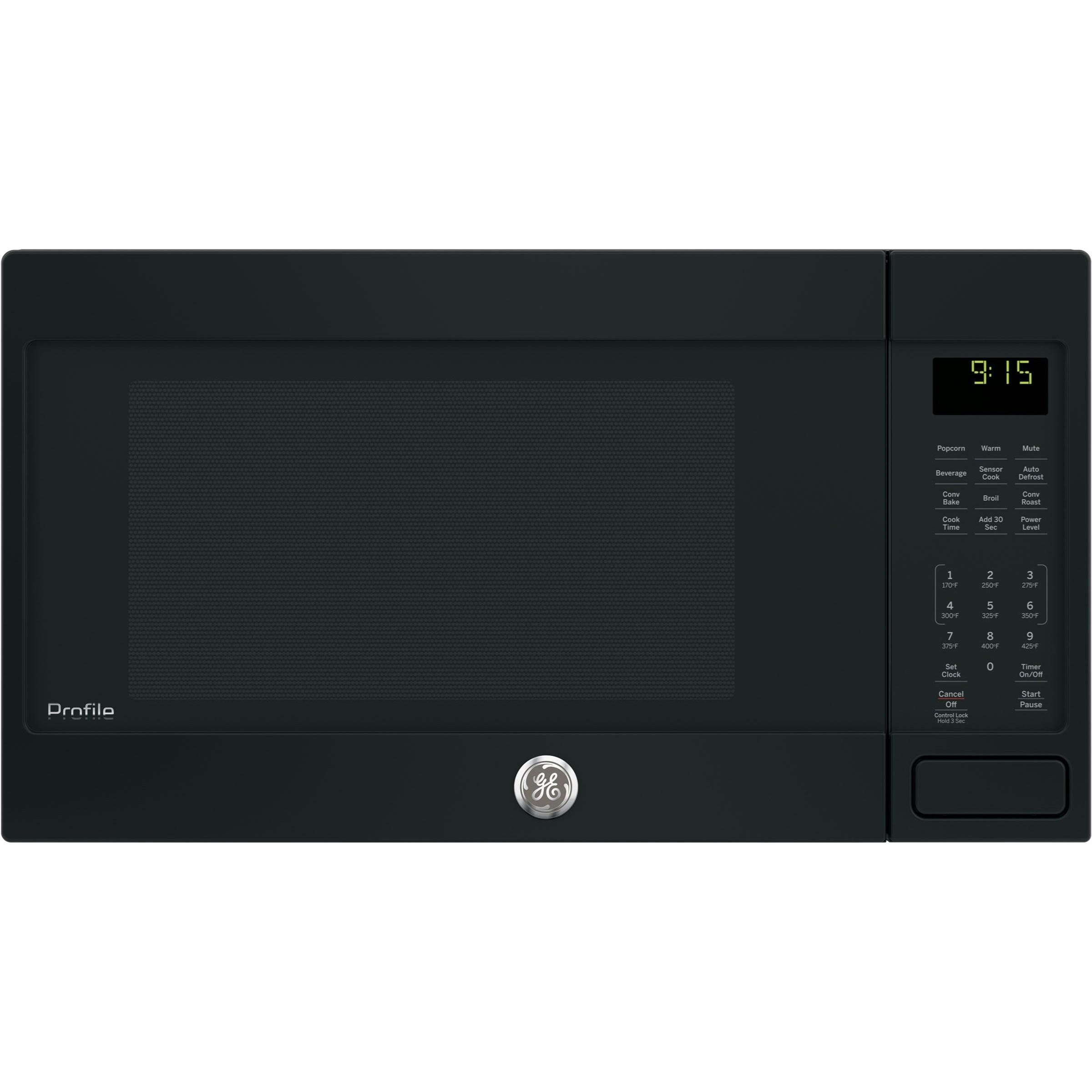ge microwaves profile 1 5 cu ft countertop microwave