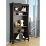 Handstone Brooklyn 80 Bookcase With 4 Shelves Jordan S