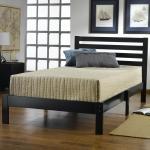 Hillsdale Wood Beds Twin Platform Bed Set Conlin S Furniture Platform Beds Low Profile Beds