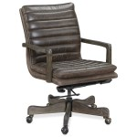 Hooker Furniture Langston Contemporary Executive Home Office Chair Wayside Furniture Executive Desk Chairs