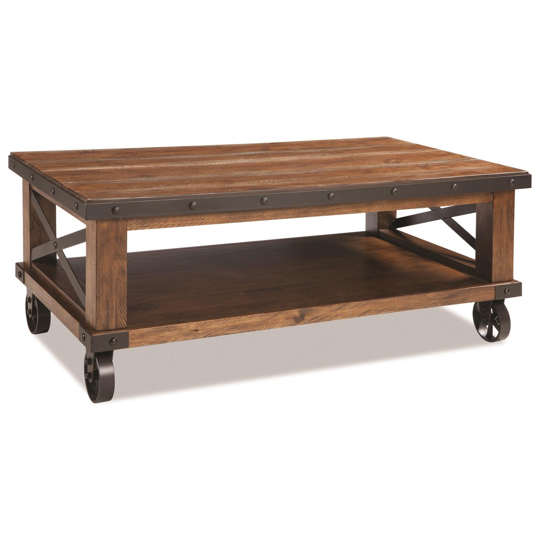 taos coffee table