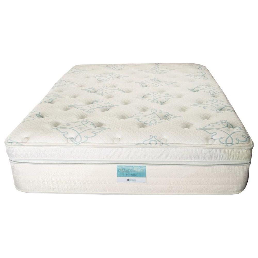 pebble beach pt full ultra plush pt mattress
