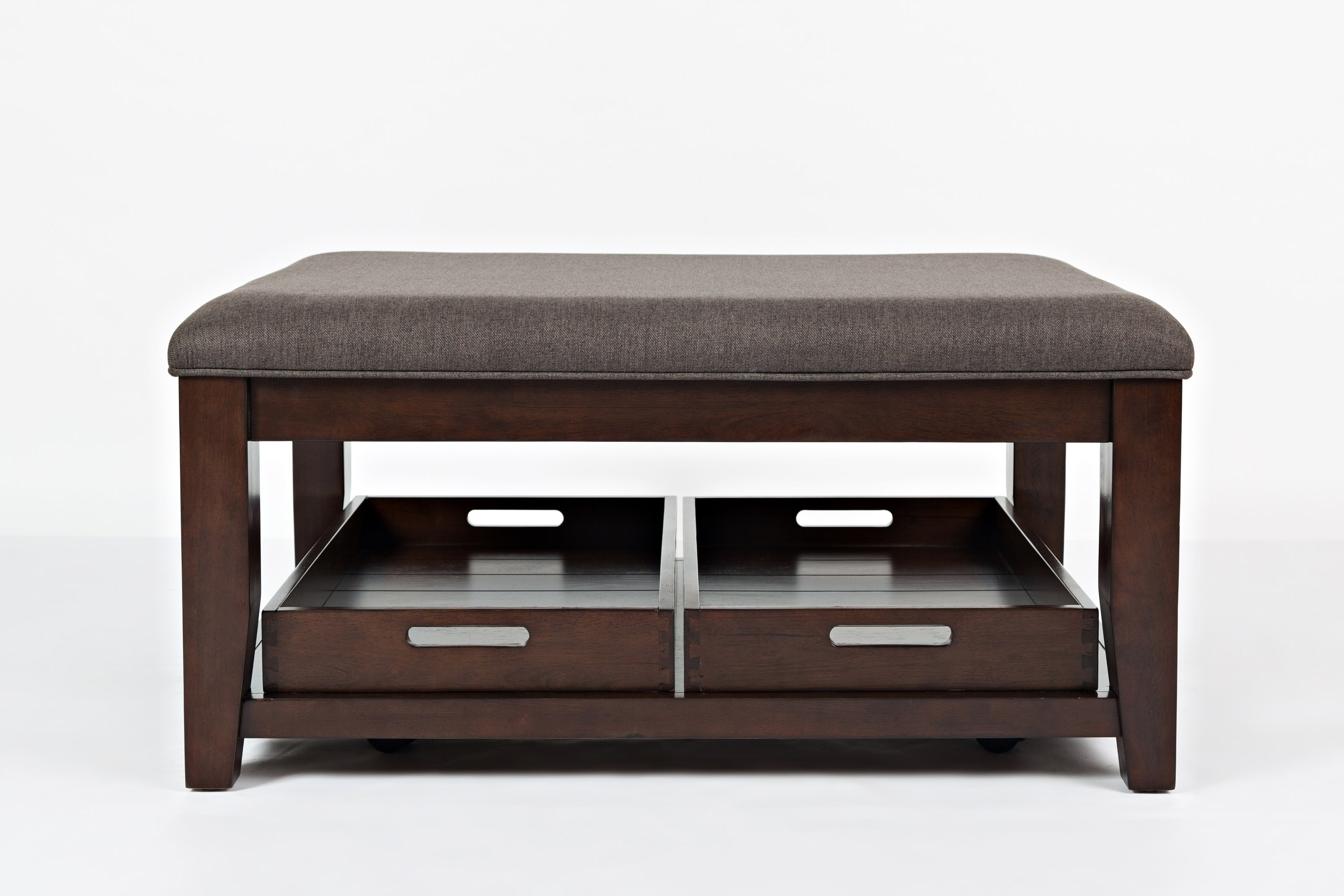 twin cities ottoman cocktail table by jofran at pilgrim furniture city