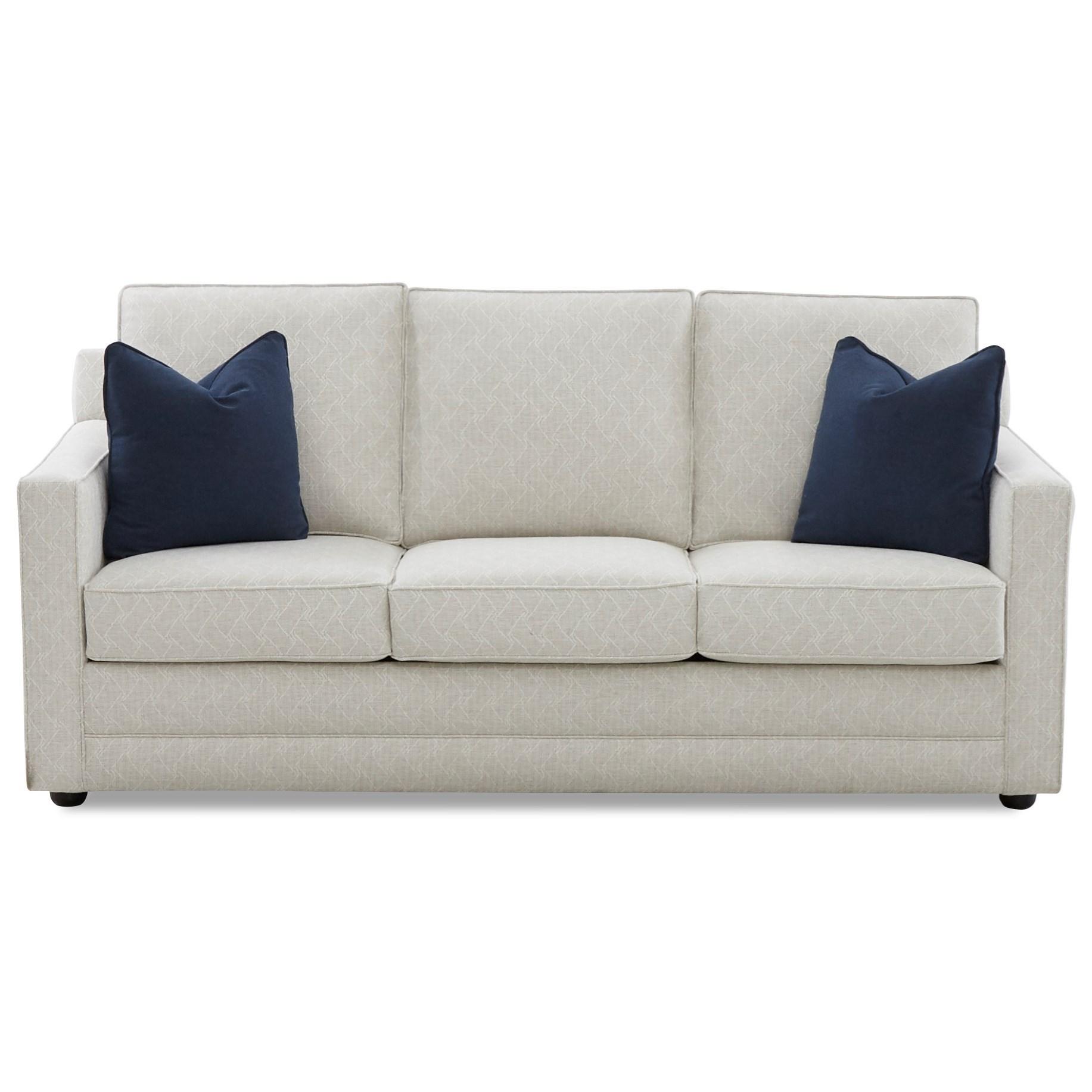 Laudholm Queen Sleeper Sofa W Innerspring Mattress