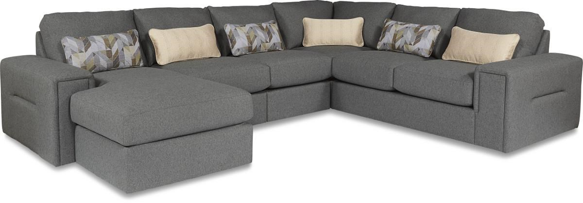 La Z Boy Chaise Sofa Sectional Sofas Couches La Z Boy
