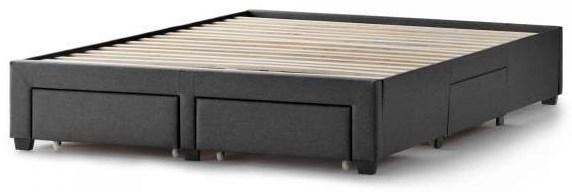 watson cal king storage bed