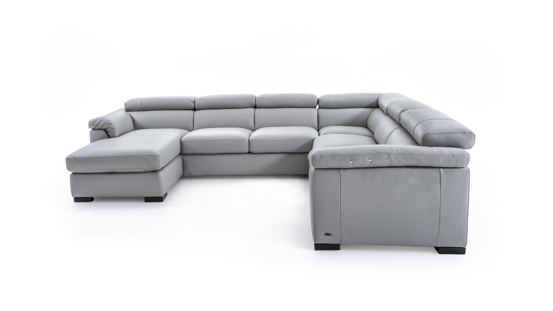 tommaso sectional sofa w power recline
