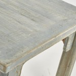 Nest Home Collections Dining Tables Sienna Dining Table Antique Grey Blue Howell Furniture Dining Tables