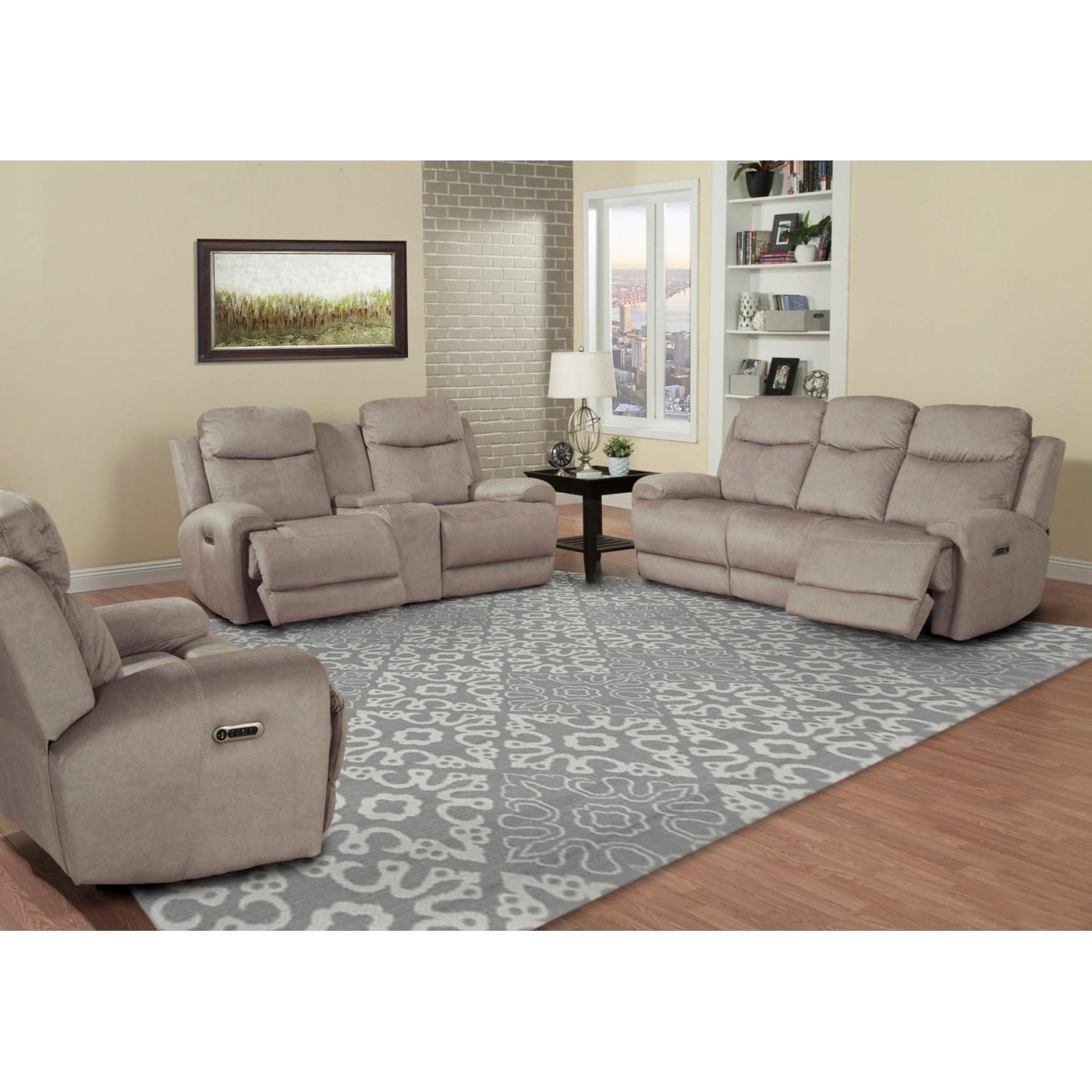 mbow 832ph doe power reclining sofa