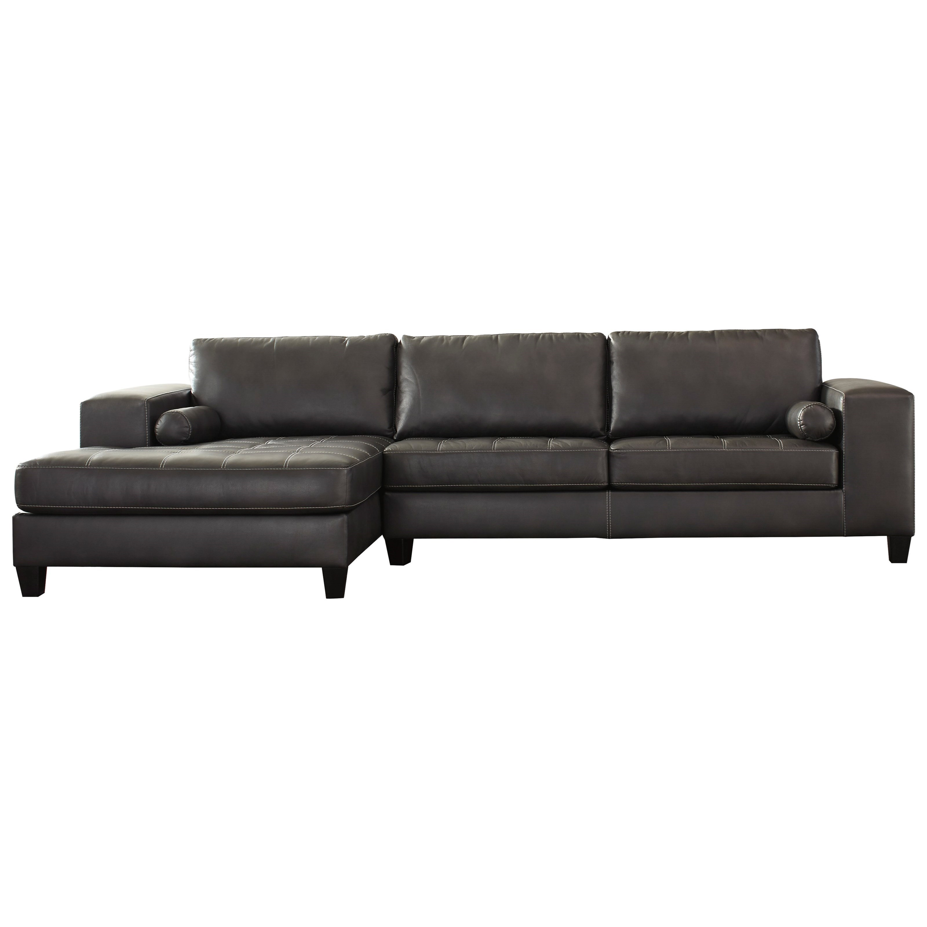 nokomis sectional with left chaise