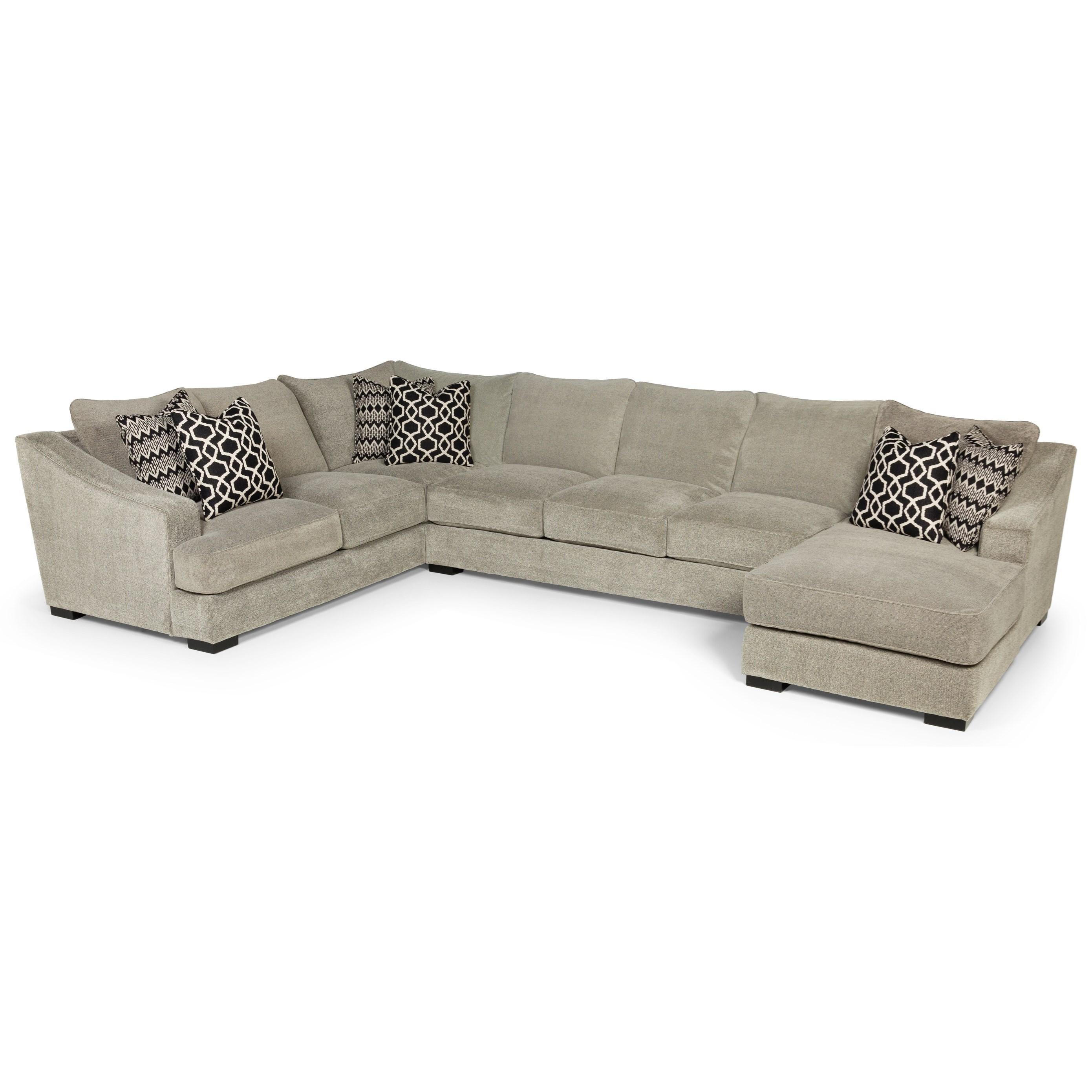 338 3 pc sectional sofa