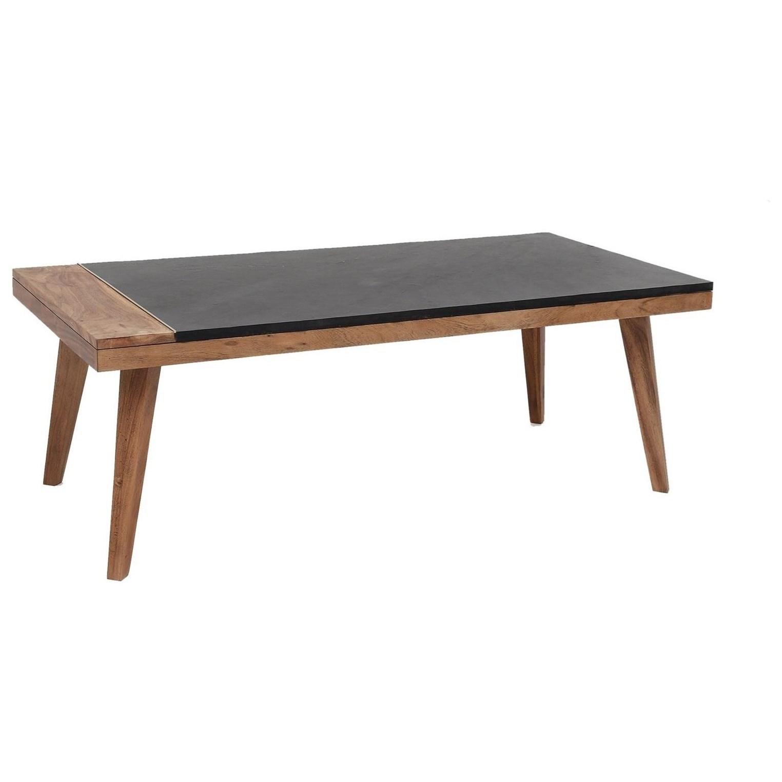 caspian cocktail table