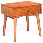 Sunny Designs American Modern Mid Century Modern Nightstand