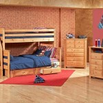 Trendwood Laguna Twin Full Bunk Bed With Underdresser And Storage Chest Conlin S Furniture Bunk Beds