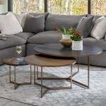 Universal Modern Onyx Cagney Bunching Tables Reeds Furniture End Tables