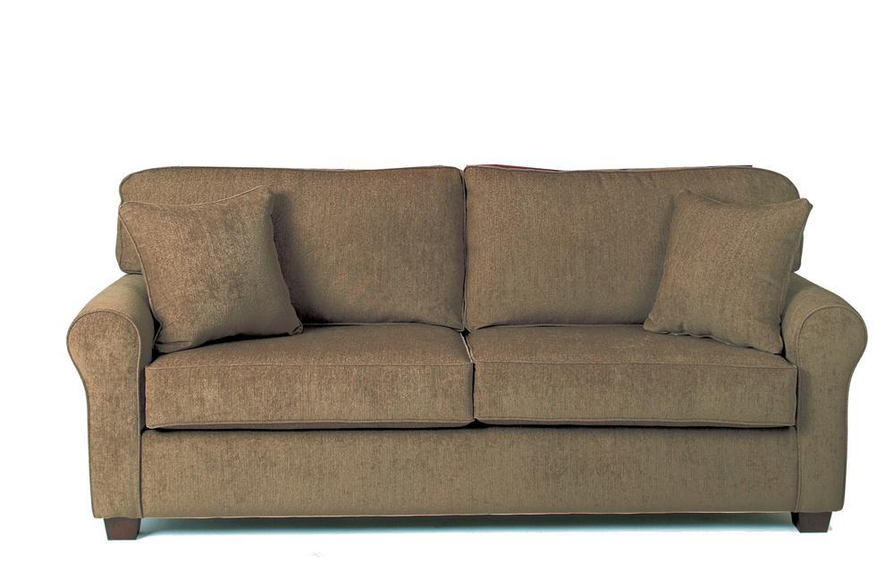 Best Home Furnishings Shannon Queen Sofa Sleeper W Air