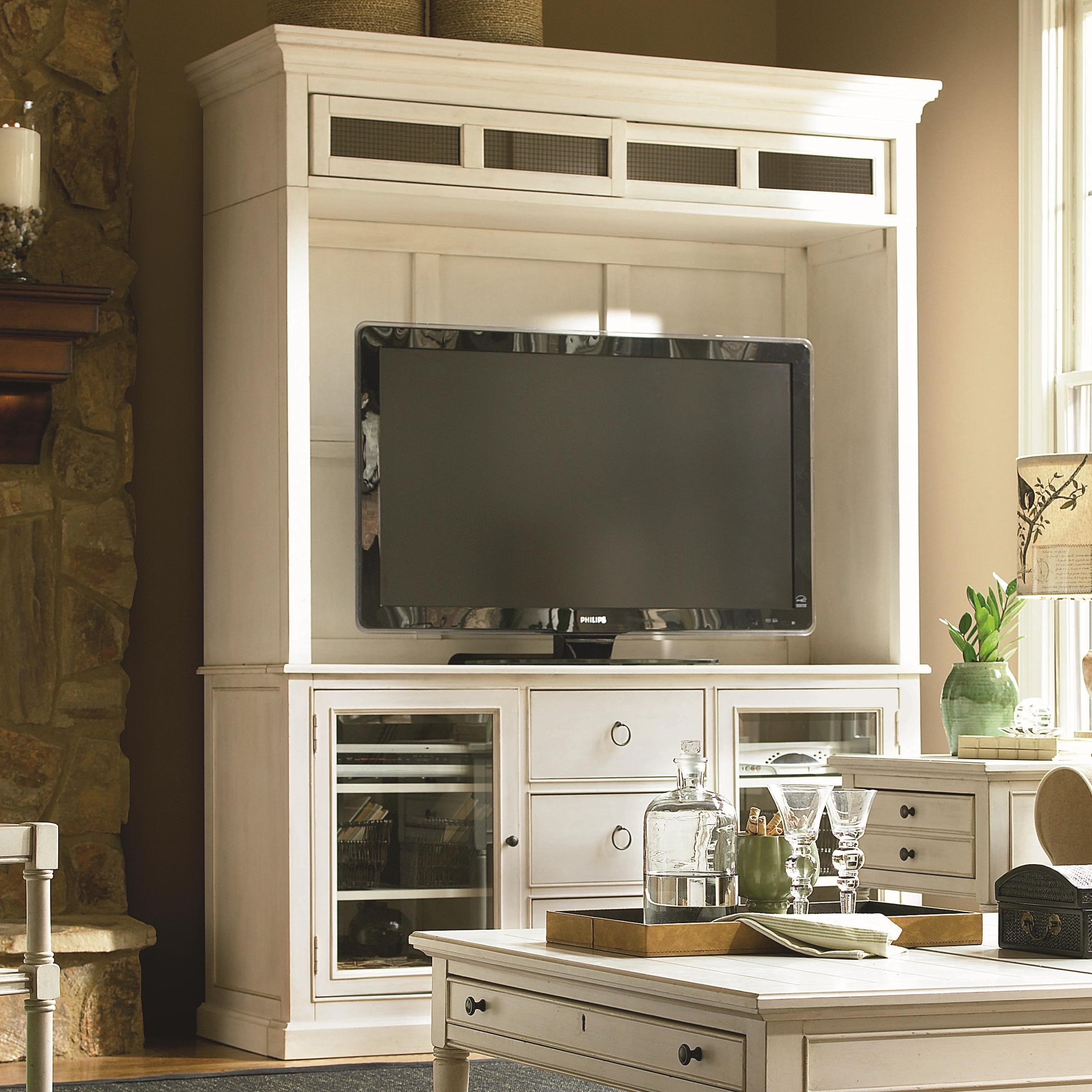 Universal Summer Hill 987968C Entertainment Console And