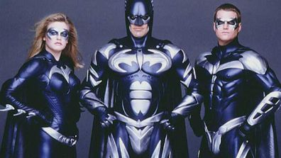 Batman Forever, Batman and Robin