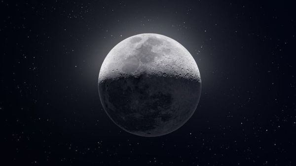NASA news Earths moon is shrinking and quaking study says