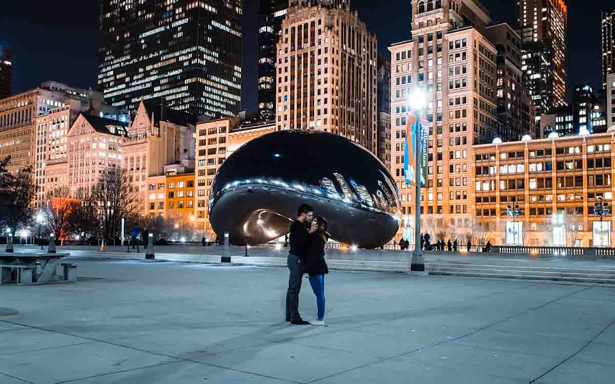 Millennium Park Is One Of The Best Chicago Photography Spots