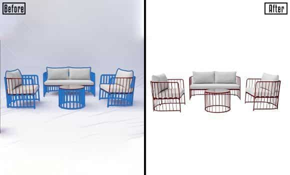 Complex Clipping Path services