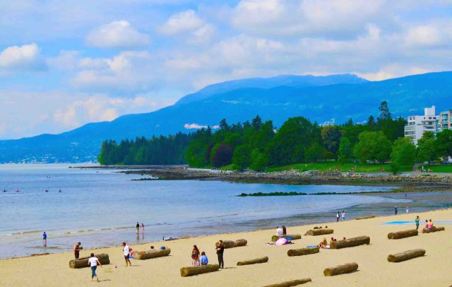 English bay Is 11 place in your list of top vancouver photography spots