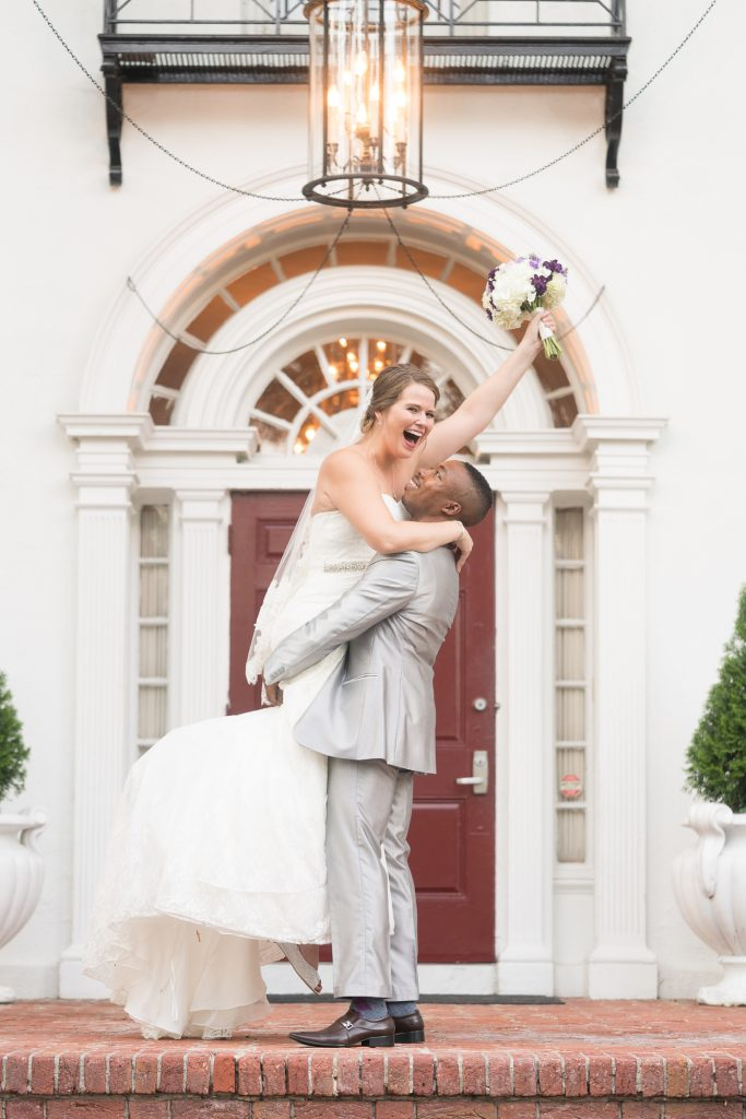 grey rock mansion wedding photography