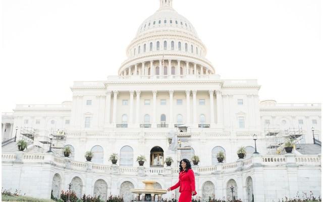 US Capitol portrait session