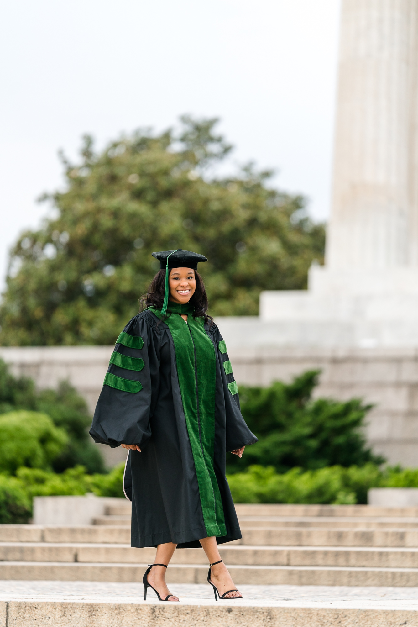 dc graduation photo sessions