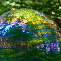 Garden Glass Ball