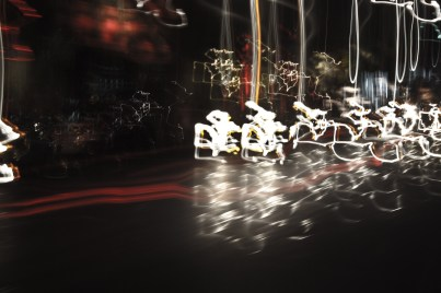 Traffic Dancing