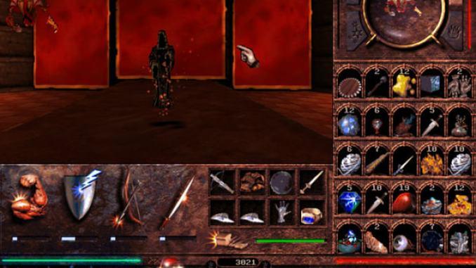 Lands of Lore 3 screenshot 1