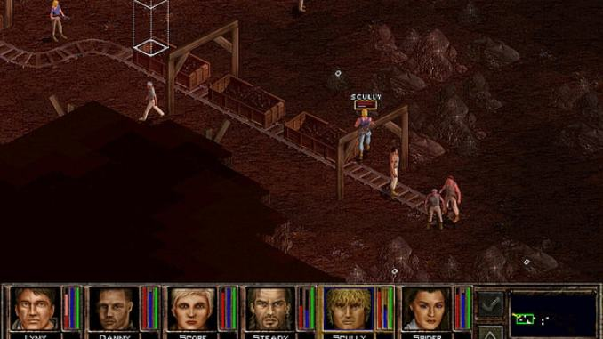Jagged Alliance 2 screenshot 1