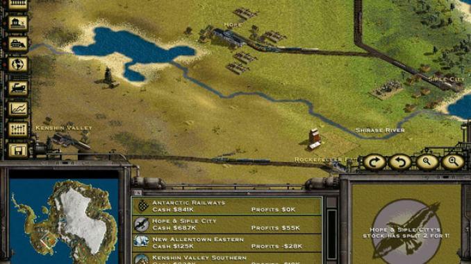 Railroad Tycoon 2 Platinum screenshot 2
