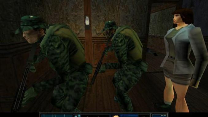 Tom Clancy's Rainbow Six screenshot 2