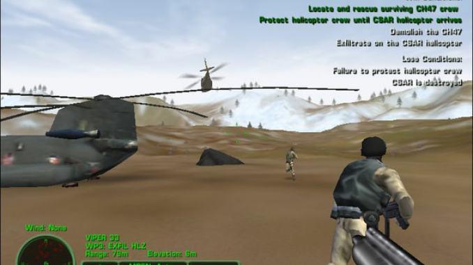 Delta Force: Land Warrior + Task Force Dagger screenshot 2