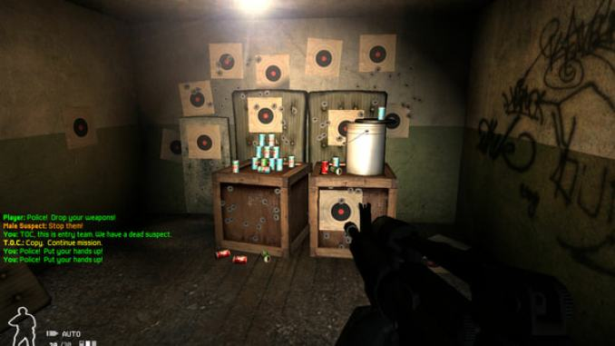 SWAT 4 Gold Edition screenshot 1