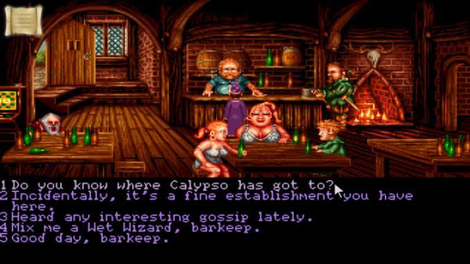 Simon the Sorcerer: 25th Anniversary Edition screenshot 2