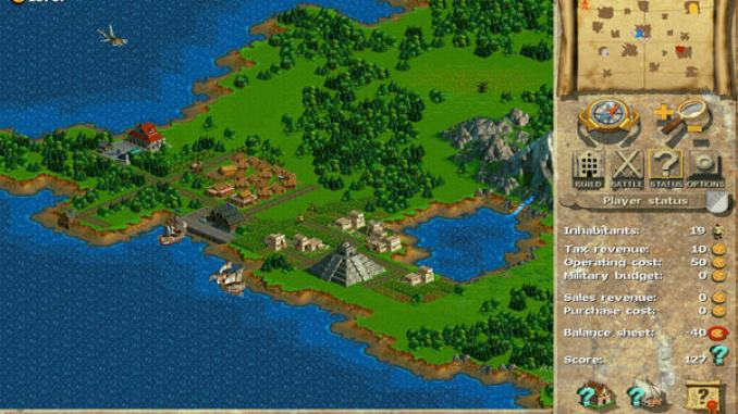 Anno 1602 A.D screenshot 1