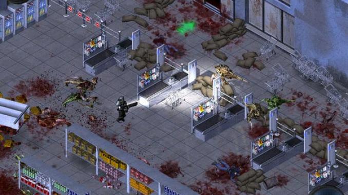 Alien Shooter 2: Reloaded screenshot 1