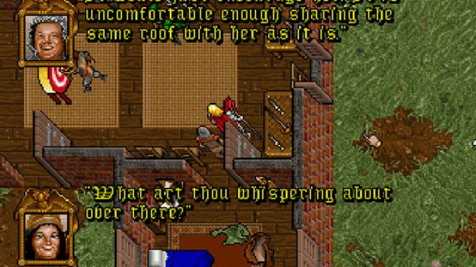 Ultima 7 The Complete Edition screenshot 1