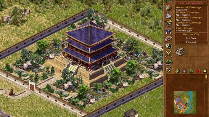 Emperor: Rise of the Middle Kingdom screenshot 1
