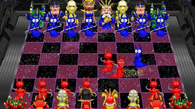 Battle Chess Special Edition screenshot 2