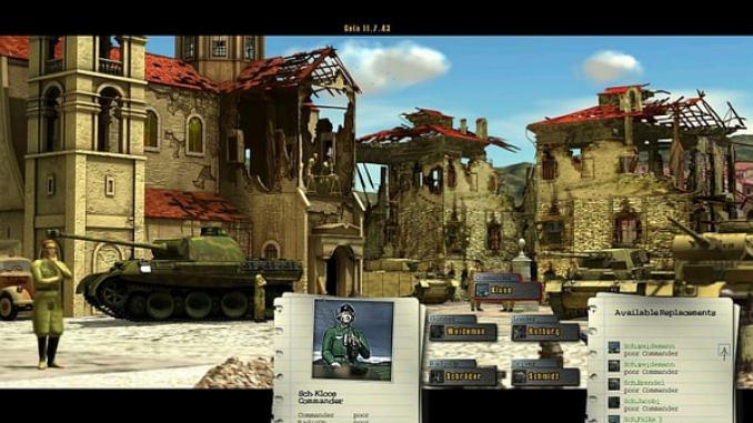 Panzer Elite Special Edition screenshot 2