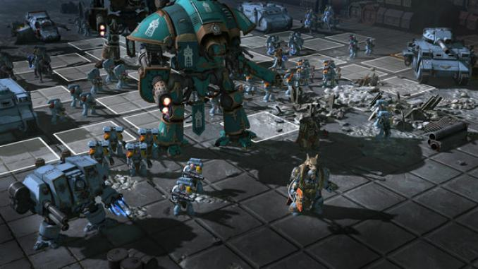 Warhammer 40000: Sanctus Reach (Complete) screenshot 1