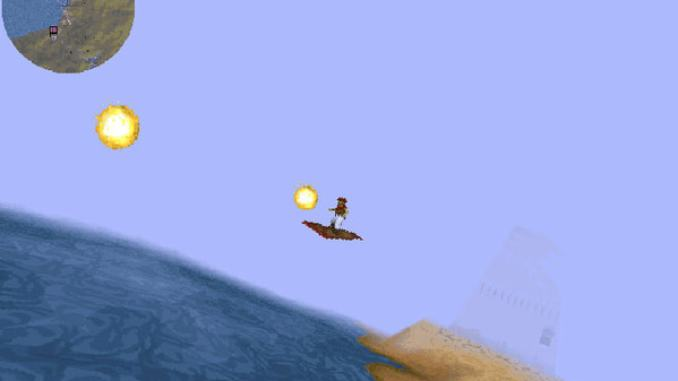 Magic Carpet screenshot 2