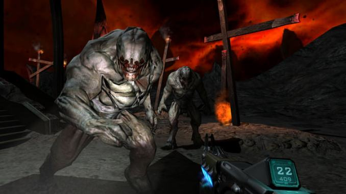 Doom 3: BFG Edition screenshot 1