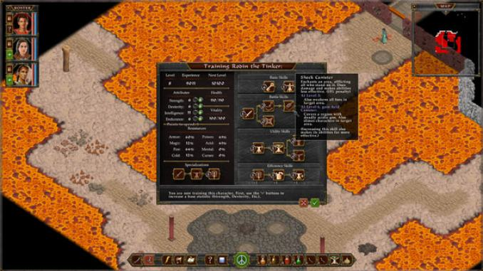Avadon 3: The Warborn screenshot 3
