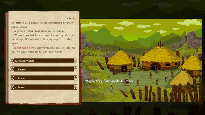 The Curious Expedition screenshot 3