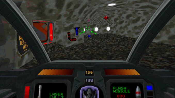 Descent 1 + 2 screenshot 3